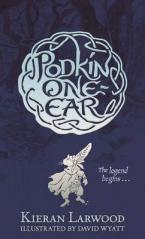 THE FIVE REALMS: THE LEGEND OF PODKIN ONE-EAR  HC