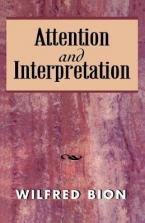 ATTENTION AND INTERPRETATION  Paperback
