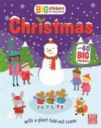 CHRISTMAS : WITH SCENES, ACTIVITIES AND A GIANT FOLD OUT PICTURE Paperback