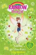 RAINBOW MAGIC: SASHA THE SLIME FAIRY Paperback