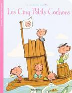 LA MINUTE DU PAPILLON: LES CINQ PETITE COCHONS Paperback