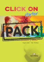 CLICK ON STARTER STUDENT'S BOOK (+ CD)