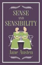 ALMA CLASSICS : SENSE AND SENSIBILITY  Paperback