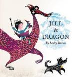 JILL AND DRAGON  HC