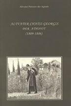 Alvater Chatsi-Georgis der Athonit