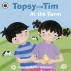 TOPSY & TIM : AT THE FARM Paperback