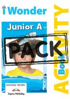 iWONDER JUNIOR A ACTIVITY BOOK (+ DIGIBOOKS APP)