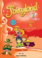 Fairyland Junior B: Class Audio CDs
