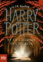 HARRY POTTER ET LA CHAMBRE DES SECRETS POCHE