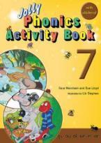 JOLLY PHONICS ACTIVITY BOOK 7 PB