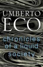 CHRONICLES OF A LIQUID SOCIETY  HC