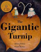 THE GIGANTIC TURNIP (+ CD) Paperback B FORMAT