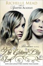 BLOODLINES SERIES 2: THE GOLDEN LILY Paperback B FORMAT