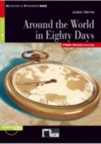 R&T. 2: AROUND THE WORLD IN 80 DAYS B1.1 (+ CD-ROM)