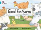 COLLINS BIG CAT : GOOD FUN FARM BAND 07/TURQUOISE PB