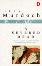 A SEVERED HEAD Paperback B FORMAT