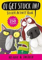 OI GET STUCK IN! STICKER ACTIVITY BOOK Paperback