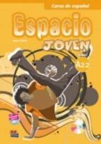 ESPACIO JOVEN A2.2 ALUMNO (+ CD-ROM)