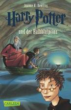 HARRY POTTER UND DER HALBBULPRINZ  TASCHENBUCH