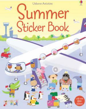 USBORNE ACTIVITIES : SUMMER STICKER BOOK Paperback
