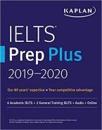 IELTS PREP PLUS 2019-2020 (6 ACADEMIC + 2 GENERAL) (+ ONLINE AUDIO)