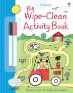 USBORNE WIPE-CLEAN : BIG WIPE CLEAN ACTIVITY BOOK PB