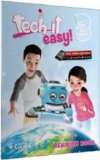 TECH IT EASY 3 REVISION BOOK (+ CD)