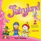 Fairyland 2: Class Audio CDs