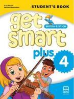GET SMART PLUS 4 Student's Book BRITISH EDITION