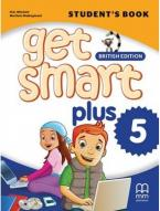GET SMART PLUS 5 Student's Book BRITISH EDITION