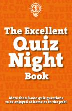 THE EXCELLENT QUIZ NIGHT BOOK Paperback