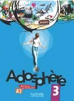 ADOSPHERE 3 A2 METHODE (+ AUDIO CD)