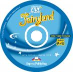 Fairyland Junior A+B: DVD Video PAL