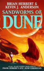 THE DUNE NOVELS 8: SANDSTORMS OF DUNE Paperback A FORMAT