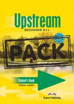 UPSTREAM A1+ BEGINNER STUDENT'S BOOK (+ CD)