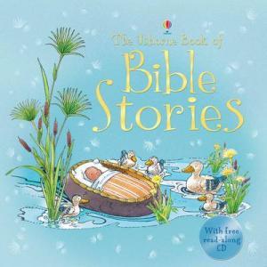 THE USBORNE BOOK OF BIBLE STORIES (+ AUDIO CD) HC BBK