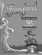 Fairyland Junior A+B: Test Booklet