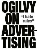 OGILVY ON ADVERTISING  Paperback
