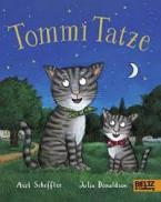 TOMMI TATZE:VIERFABIGES PAPPBILDERBUCH. EINBAND MIT GOLDFOLIE Paperback