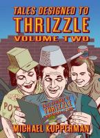 TALES DESIGNED TO THRIZZLE VOLUME TWO  HC