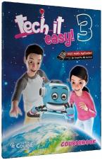 TECH IT EASY 3 Student's Book (+ I-BOOK)