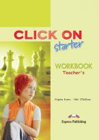 CLICK ON STARTER TEACHER'S BOOK  WORKBOOK