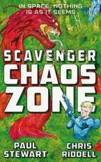 SCAVENGER : CHAOS ZONE Paperback