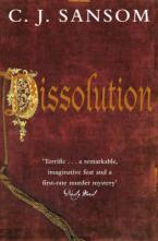 DISSOLUTION Paperback B FORMAT