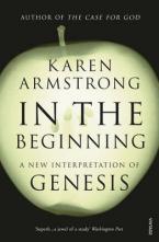 IN THE BEGINNING A NEW INTERPRETATION OF GENESIS Paperback B FORMAT