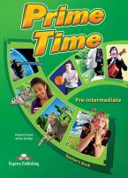 PRIME TIME PRE-INTERMEDIATE TEACHER'S BOOK