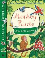 MONKEY PUZZLE STICKER BOOK Paperback