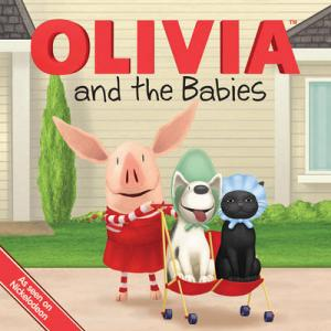 OLIVIA AND THE BABIES Paperback