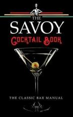 THE SAVORY COCKTAIL BOOK HC