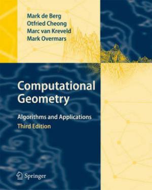COMPUTATIONAL GEOMETRY: ALGORITHMS AND APPLICATIONS HC